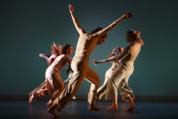 "Dance Innovations: ""Space Erupting"" @ York University, McLean Performance Studio, 