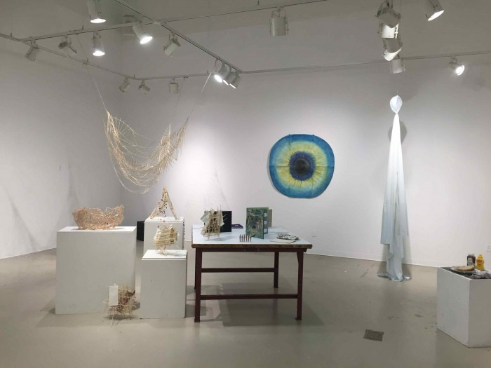 <em>Translation and Transition</em> Visual Art Fundamentals group exhibition @ The Gales Gallery, Main Lobby, Accolade West Building