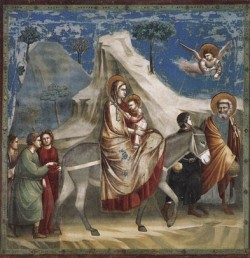 image of flight of the Holy Family