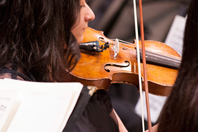Music @ Midday: Instrumental Masterclass in Concert @ Accolade East Building, Tribute Communities Recital Hall