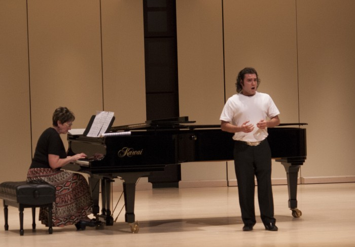 Music @ Midday: Aria with Me @ Tribute Communities Recital Hall