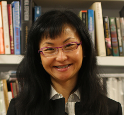 headshot of Wendy Chun