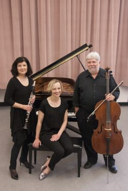 Faculty Spotlight: Accolade Trio @ Tribute Communities Recital Hall, 112 Accolade East Building, York University |  |  |