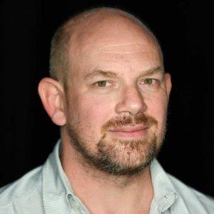 Mark-David Hosale, Ph.D., the Associate Professor and Chair of Computational Arts