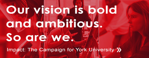 Impact: The Campaign for York University