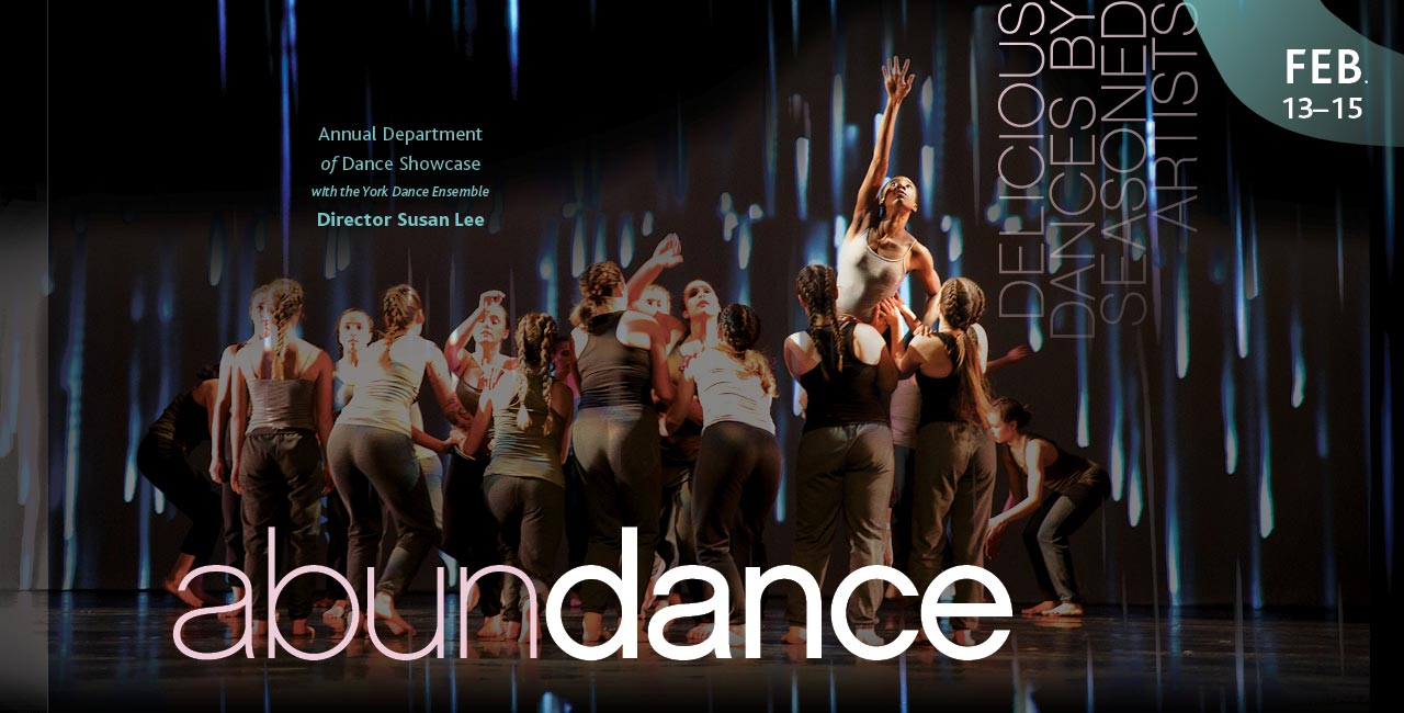 abunDance: delicious dances by seasoned artists
