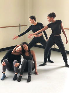 The Absence of Presence - Featuring: Morgan Stasiewicz, Leah-Reneé Young, Emily Duckett, Jada Ricketts