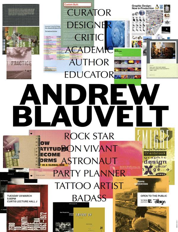 Andrew Blauvelt's book cover