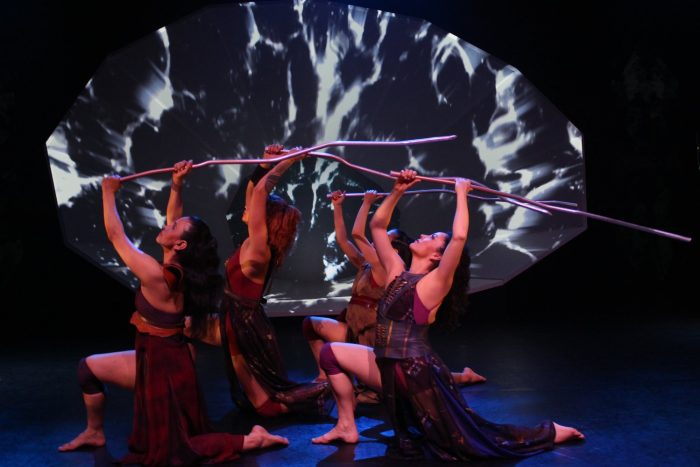 BLOOD TIDES (DanceWorks/Kaha:Wi Dance Theatre)