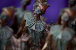 Dora Award Statues