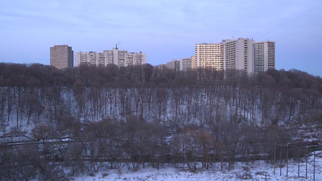 Film still from Concrete Valley