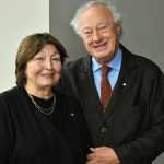 Joan and Martin Goldfarb