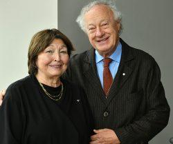 Joan and Martin Goldfarb