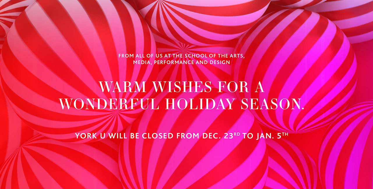 Holiday Season 2019 Closure