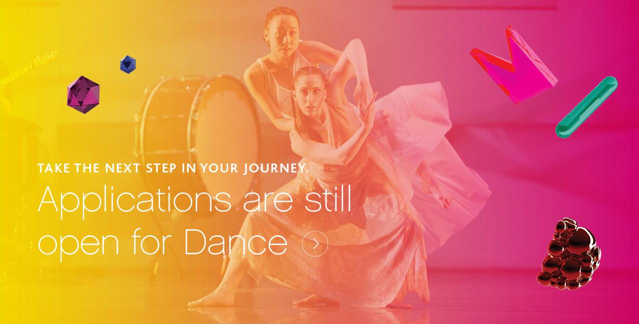 Application still open-Dance