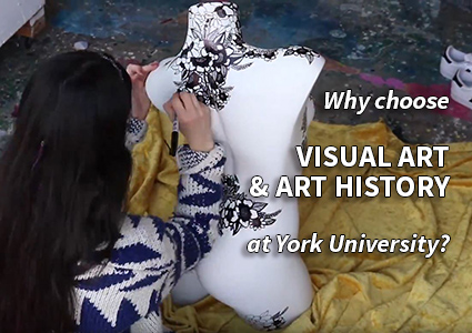 Discover more Visual Art and Art History