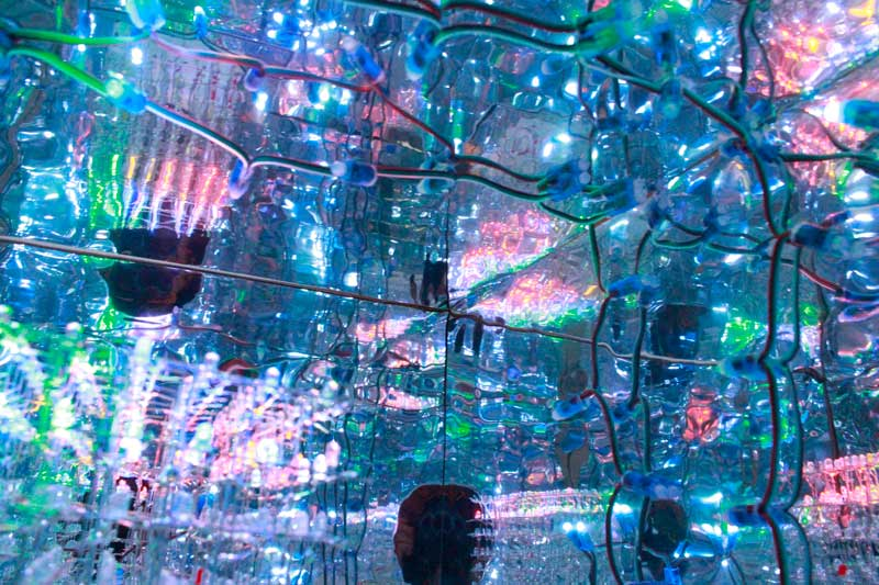 Image of fiber optics