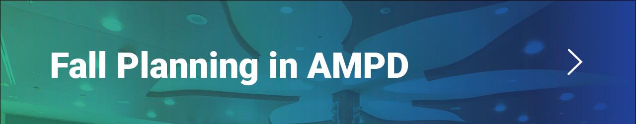 AMPD Fall Update