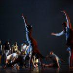 Many dancers perform Language of Landscape