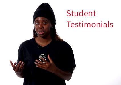 Student Testimonials