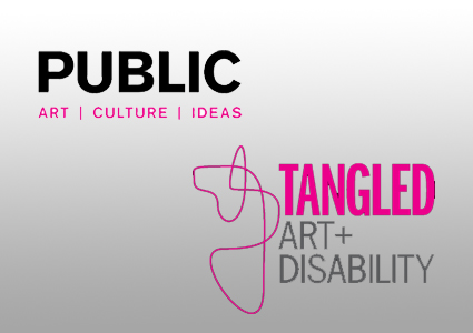Public Access and Tangled Art + Disabilit