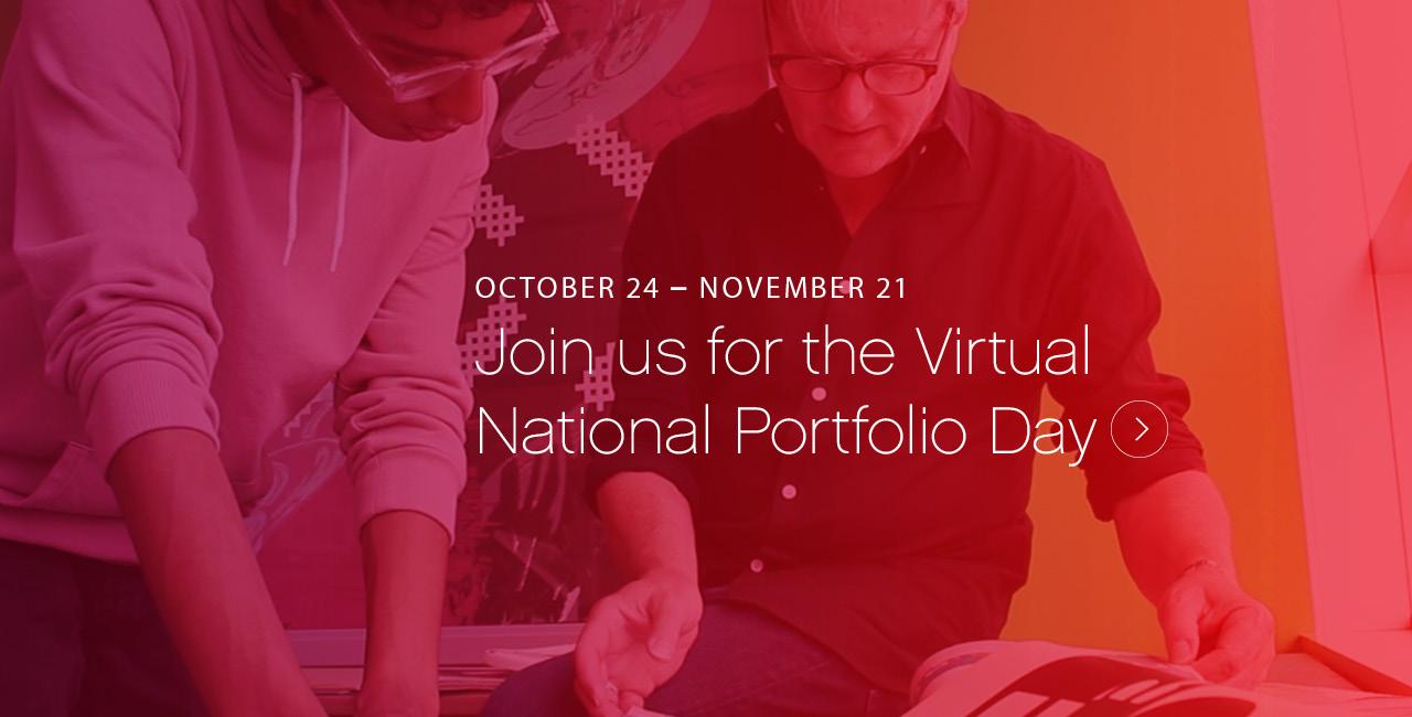 AMPD National Portfolio day is around the corner!