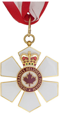 Order of Canada Medallion