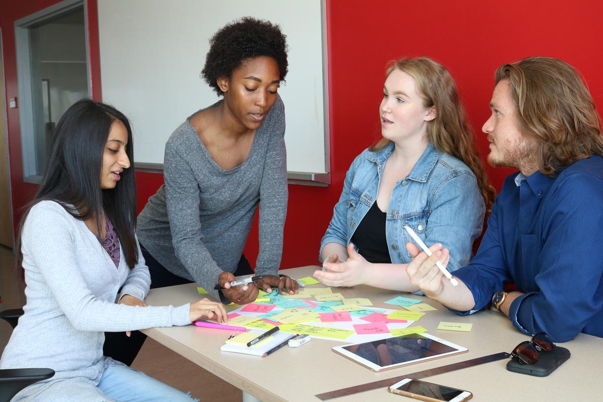 Design groupdiscussion