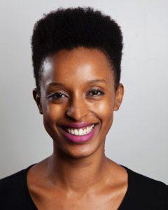 headshot of Mumbi Tindyebwa Otu