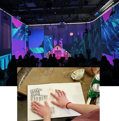 Digital Media and Visual Arts