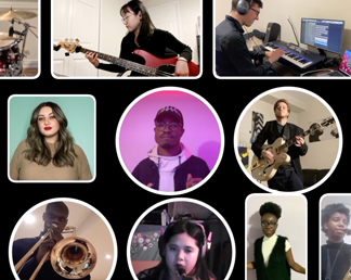 Music Virtual Ensembles Showcase