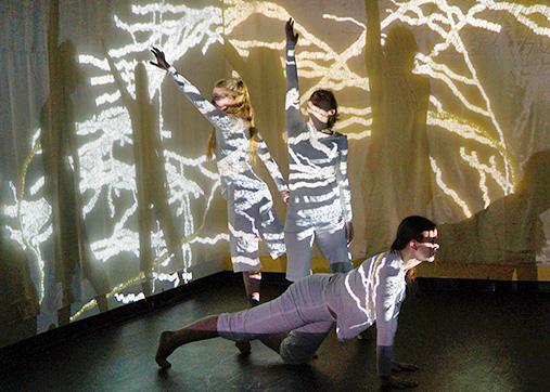 Digital Meida Dance